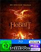 Der Hobbit: Die Trilogie (Limited Edition Steelbook + Bilbo's Journal) (Blu-ray + UV Copy) Blu-ray