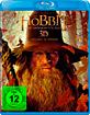 Der Hobbit: Eine unerwartete Reise 3D (Blu-ray 3D + Blu-ray) (Neuauflage) Blu-ray