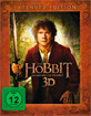 Der Hobbit: Eine unerwartete Reise - Limited Collector's Edition (Extended Version) (Blu-ray 3D) Blu-ray
