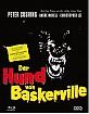 Der Hund von Baskerville (1959) (Limited Mediabook Edition) (Cover B) (AT Import) Blu-ray