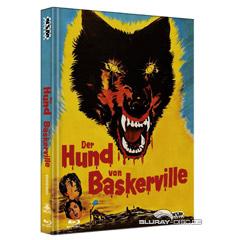 Der hund von baskerville 1959 limited mediabook edition for Der hund von baskerville