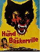 Der Hund von Baskerville (1959) (Limited Mediabook Edition) (Cover C) (AT Import) Blu-ray