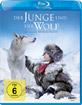 Der Junge und der Wolf Blu-ray