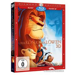 Der König der Löwen 3D - Diamond Edition (Blu-ray 3D + Blu-ray) Blu-ray