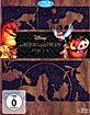 Der König der Löwen Trilogie Blu-ray