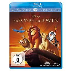 Der König der Löwen - Diamond Edition (Single Version) (Neuauflage) Blu-ray