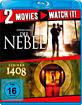 Der Nebel (2007) + Zimmer 1408 (Doppelset) Blu-ray