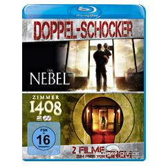 Doppel-Schocker: Der Nebel (2007) + Zimmer 1408 Blu-ray