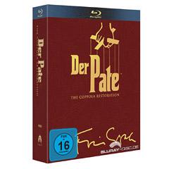 Der Pate - Trilogie (Teil 1-3) Blu-ray