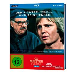 Der Richter und sein Henker (Meisterwerke in HD Edition) Blu-ray