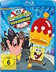 Der SpongeBob Schwammkopf Film Blu-ray