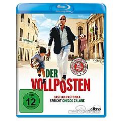 Der Vollposten (2016) Blu-ray
