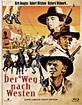 Der Weg nach Westen - Limited Mediabook Edition (Cover A) Blu-ray