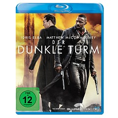 Der dunkle Turm (2017) (Blu-ray + UV Copy) Blu-ray