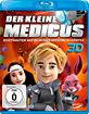 Der kleine Medicus - Geheimnisvolle Mission im Körper 3D (Blu-ray 3D) Blu-ray