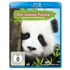 Der kleine Panda - Tagebuch eines Bärenkindes Blu-ray