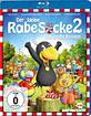Der kleine Rabe Socke 2 - Das große Rennen Blu-ray
