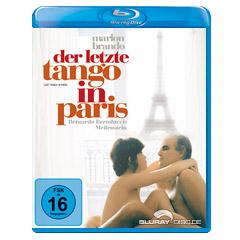 Der letzte Tango in Paris Blu-ray