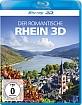 Der romantische Rhein 3D (Blu-ray 3D) Blu-ray