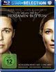 Der seltsame Fall des Benjamin Button (Single Edition) Blu-ray