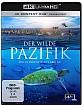 Der wilde Pazifik - Die Schönheit des Lebens 4K (4K UHD) Blu-ray