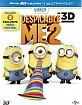 Despicable Me 2 3D (Blu-ray 3D + Blu-ray + UV Copy) (UK Import ohne dt. Ton) Blu-ray