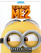 Despicable Me 2 - Zavvi Exclusive Limited Edition Steelbook (Blu-ray + Digital Copy + UV Copy) (UK Import ohne dt. Ton) Blu-ray