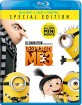 Despicable Me 3 (Blu-ray + DVD + UV Copy) (US Import ohne dt. Ton) Blu-ray