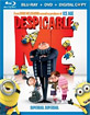 Despicable Me - Triple Play Edition (UK Import) Blu-ray