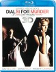 Dial M for Murder 3D (Blu-ray 3D + Blu-ray) (CA Import) Blu-ray