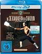 Die 36 Kammern der Shaolin 3D (Blu-ray 3D) Blu-ray