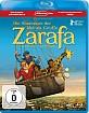Die Abenteuer der kleinen Giraffe Zarafa (Neuauflage) Blu-ray