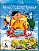 Die Abenteuer des Pinocchio (2012) Blu-ray