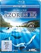 Die Azoren 3D: Auf den Spuren von Entdeckern, Walen und Vulkanen - Teil 1-3 (Blu-ray 3D) (Neuauflage) Blu-ray