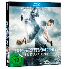 Die Bestimmung - Insurgent (Deluxe Fan Edition) Blu-ray