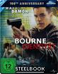 Die Bourne Identität (100th Anniversary Steelbook Collection) Blu-ray