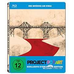 Die Brücke am Kwai (Limited Edition Gallery 1988 Steelbook) Blu-ray