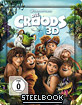 Die Croods 3D (Limited Steelbook Edition) (Blu-ray 3D + Blu-ray) Blu-ray