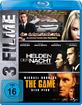 Die Dolmetscherin / Helden der Nacht / The Game (Triple Pack) Blu-ray