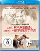 Die Farben des Herbstes (Premium Edition) Blu-ray