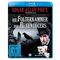 Die Folterkammer des Hexenjägers Blu-ray