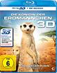 Die Königin der Erdmännchen 3D (Blu-ray 3D) Blu-ray