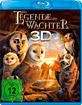 Die Legende der Wächter 3D (Blu-ray 3D + Blu-ray) (Neuauflage) Blu-ray