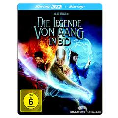 Die Legende von Aang 3D - Steelbook (Blu-ray 3D) Blu-ray