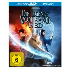 Die Legende von Aang 3D (Blu-ray 3D) Blu-ray