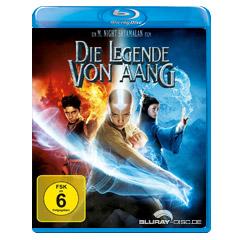 Die Legende von Aang Blu-ray