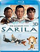 Die Legende von Sarila 3D (Blu-ray 3D) (CH Import) Blu-ray