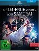 Die Legende von den acht Samurai Blu-ray