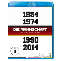 Die Mannschaft (2014) Blu-ray
