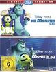 Die Monster AG + Die Monster Uni (Doppelset) Blu-ray